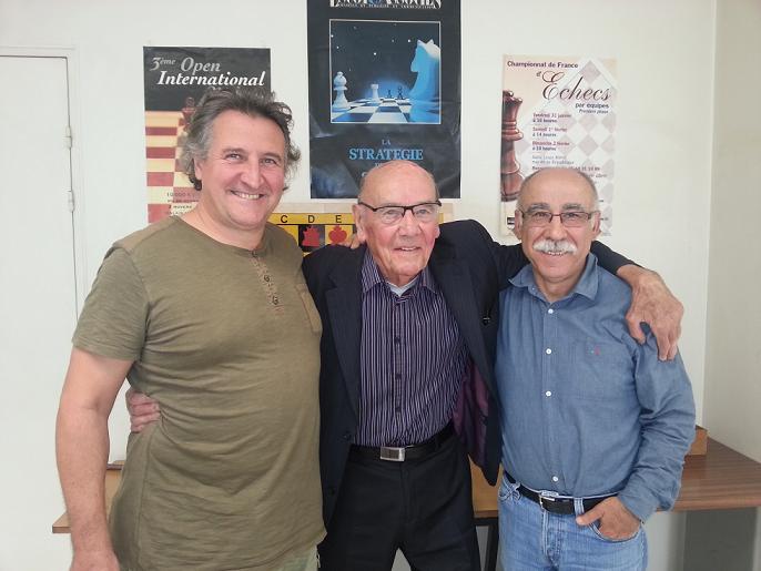 3 présidents